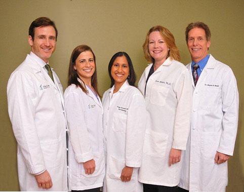West County Dermatology Staff